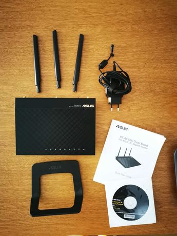 Router Asus RT-AC66U Dual Band