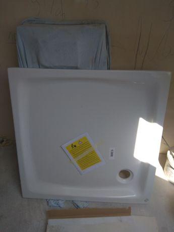 Brodzik prysznicowy kwadratowy 100x100