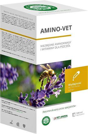 AMINO - VET 500ml - substytut pyłku pszczelego pszczół pszczoły 1776