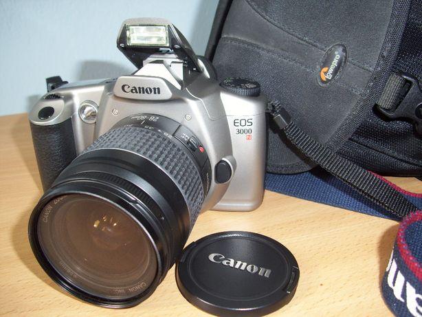Aparat fotograficzny analogowy Canon EOS 3000N