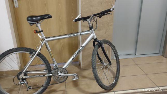 rower męski, aluminiowa rama