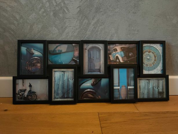 Multirama ramka 10 zdjęć