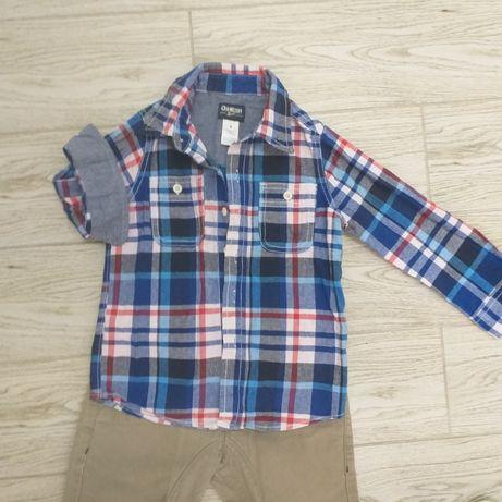 Рубашка джинсы кардиган ветровка