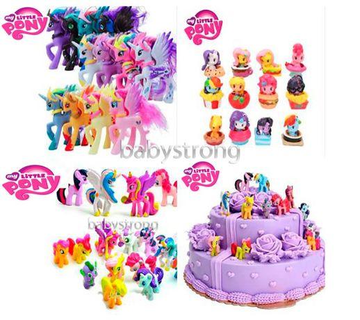 Фигурки Пони My Little Pony 14 см Большой Выбор Май литл пони игрушка
