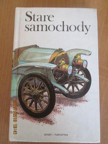 Sprzedam książkę - Stare samochody