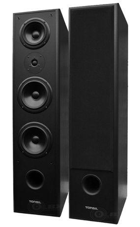 Kolumny podłogowe Tonsil Maestro II 180 front, stereo, głośniki