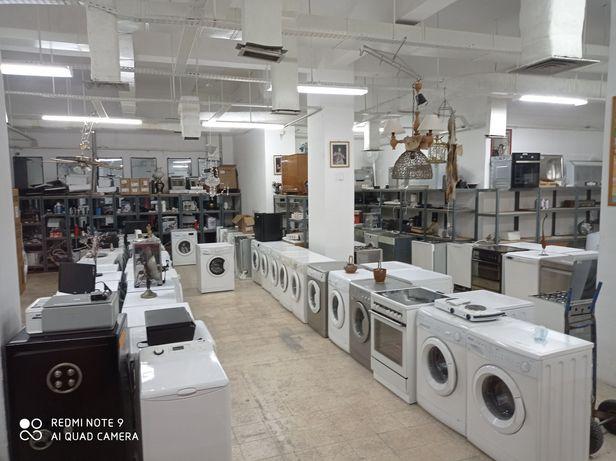 Máquina de lavar roupa entrega em casa