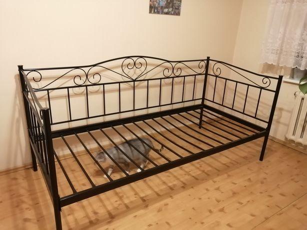 Łóżko stalowe 90x200