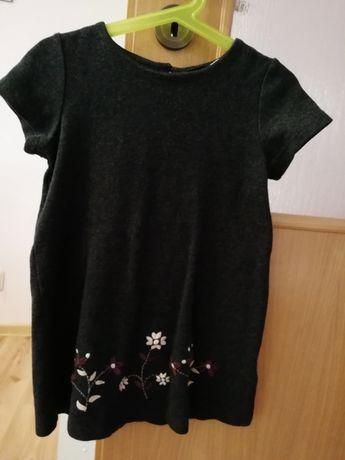 Dzianinowa sukienka Lupilu rozmiar 110/116