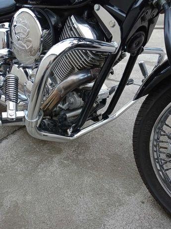 Gmole Yamaha Dragstar 1100