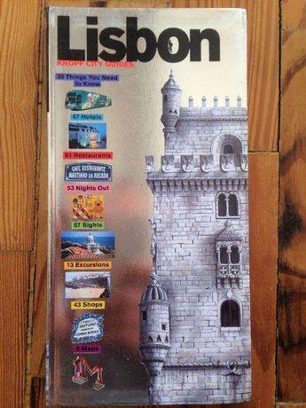 Guia turistico de Lisboa - Em Inglês