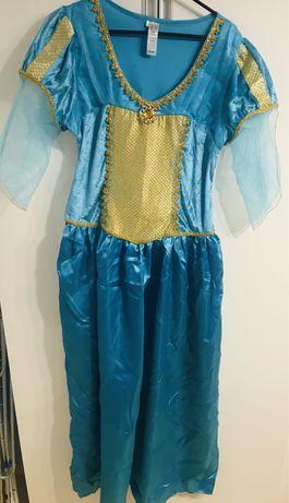 Frozen Sukienka ELSA Kraina Lodu