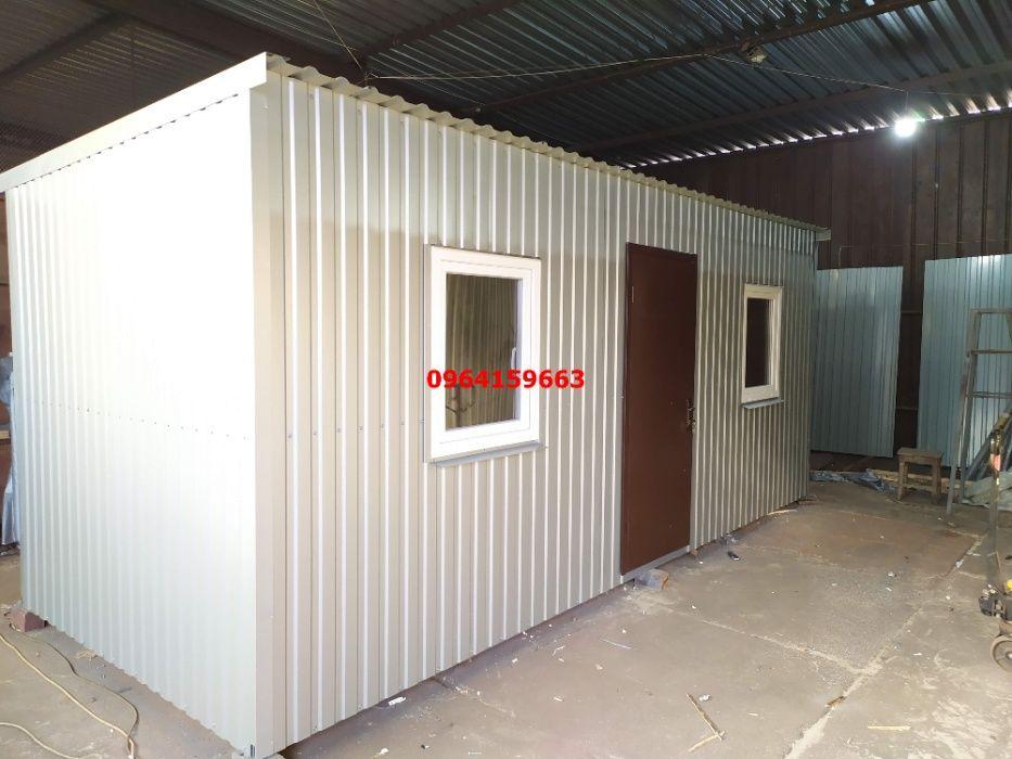 Бытовка, дачный домик, офис, пост охраны в наличии Константиновка - изображение 1