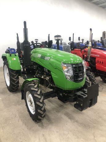 Трактор,  Минитрактор DW 244 AHTX Завод Сінтай Xingtaі ДВ, 24 к.с