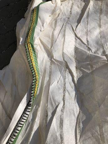 BIG BAG BAGS BAGI wentylowane na marchew cebule 90/90/171 cm