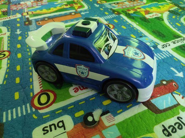 Поліцейська машина / полицейская машина