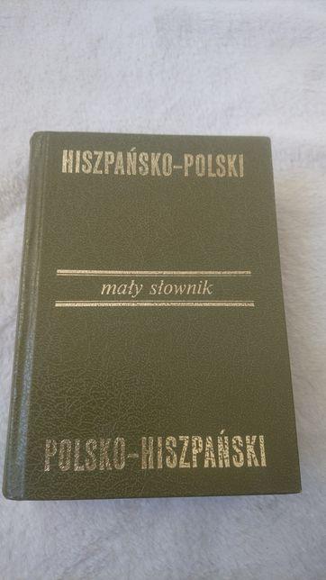 Słownik hiszpańsko - polski, polsko-hiszpanski