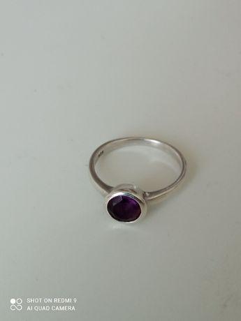 Srebrny pierścionek Rozmiar 15.5