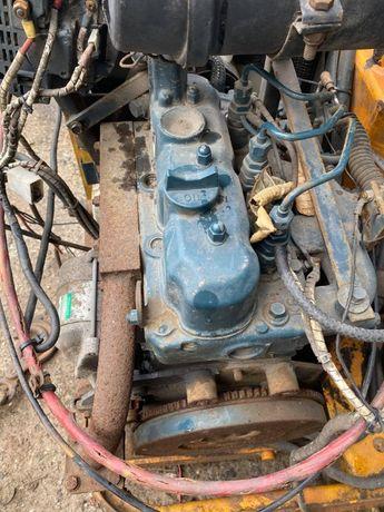 Silnik kubota 950D 3 cylindrowy z Hydraulika minikoparka kubota