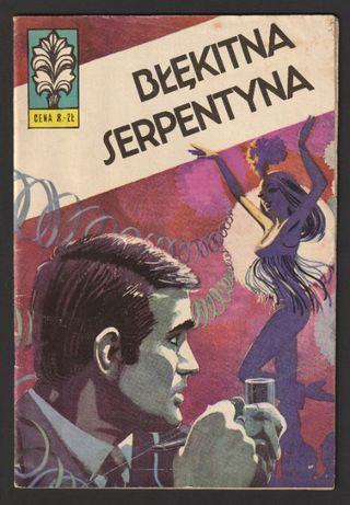 kapitan Żbik - Błękitna serpentyna - 1974