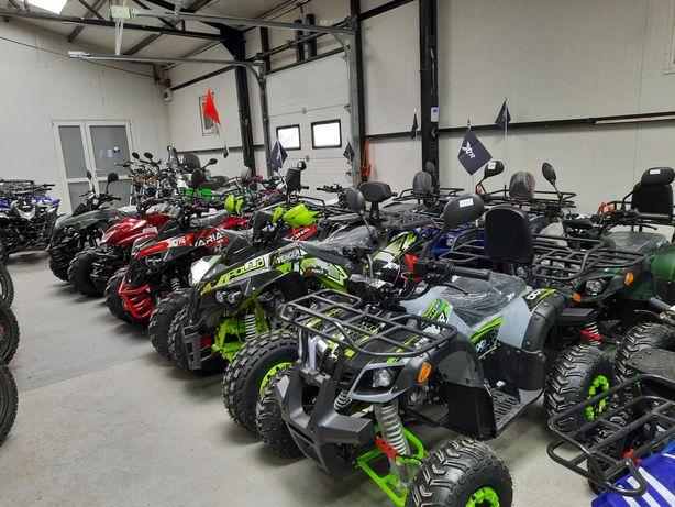 Quad ATV Varia XTR KXDPRO XXL premium LEd licznik 125 duży RATY