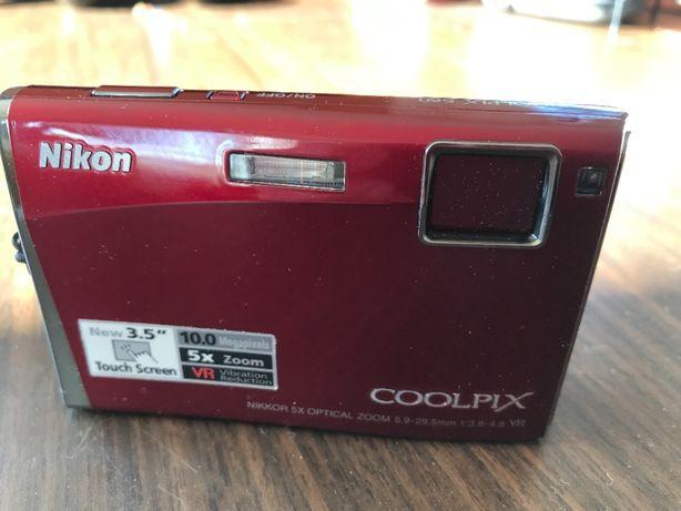 Aparat fotograficzny Nikon Colpix