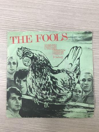 THE FOOLS - Psycho Chiken single vinil