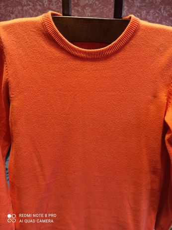 Модный свитер реглан для подростка