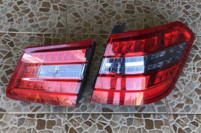 Задние фонари на w212 универсал