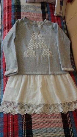 Sukienka tunika redoute