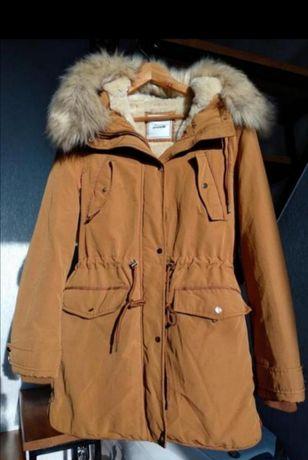 Демисезонная куртка парка Pimkie зимняя