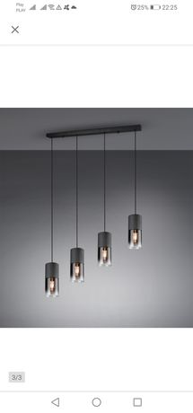 Lampa sufitowa Trio Leuchten  Robin Lampa sufitowa