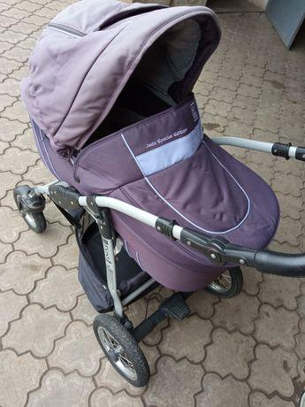 Детская коляска Jedo FYN 2в1 + дождевик