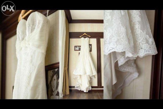 свадебное ПЛАТЬЕ Pronovias (Киев)