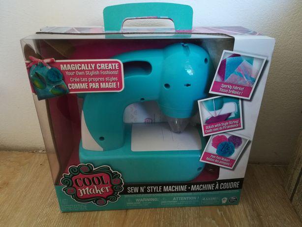 Maszyna do szycia cool maker