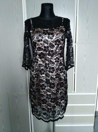 Sukienka wizytowa M (40) - nowa, wesele, komunia