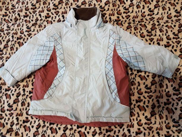 Демисезонная курточка на мальчика 3-5 лет