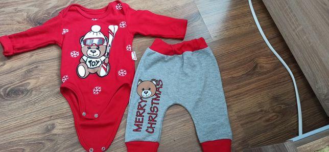Детский костюм новогодний 3-6 мес