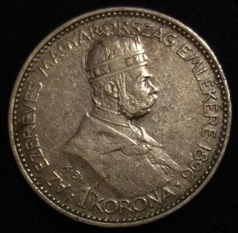 1 korona 1896