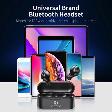 FLOVEME słuchawki bezprzewodowe bluetooth 5.0 nowe TWS