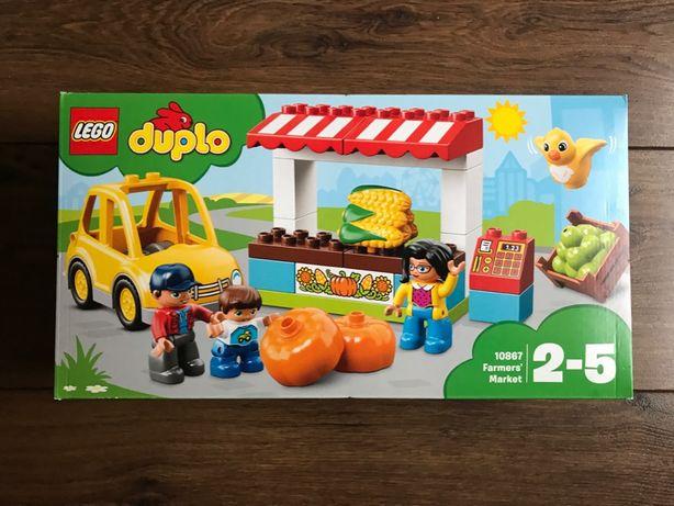 LEGO Duplo 10867 Na targu - NOWE