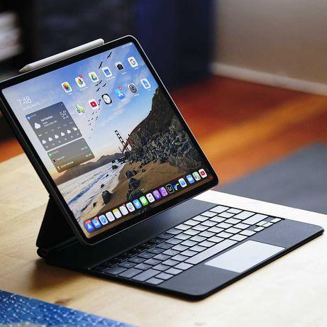 """Чохол-клавіатура Apple Magic Keyboard Black (Чорна) для iPad Pro 12.9"""""""