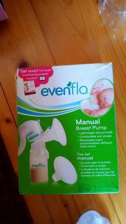 Молоковідсмоктувач молокоотсос лактація лактация evenflo