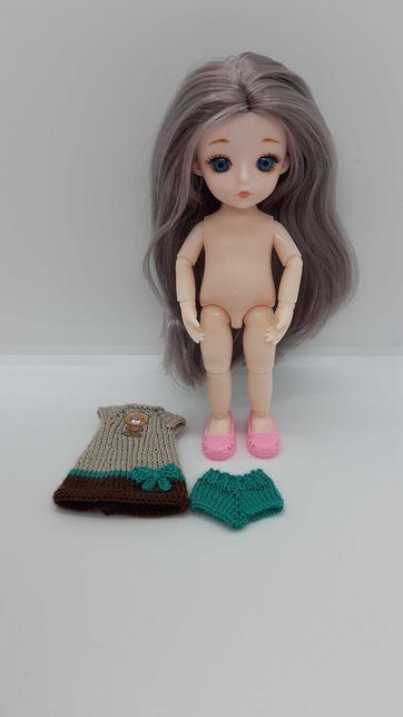 Шарнирная кукла 16 см