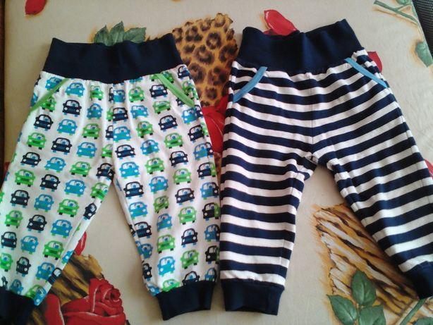 Продам детские спортивные штанишки из Бон Прикса 2 пары