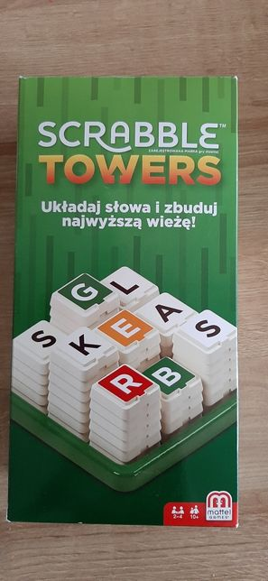 Gra Scrable Towers