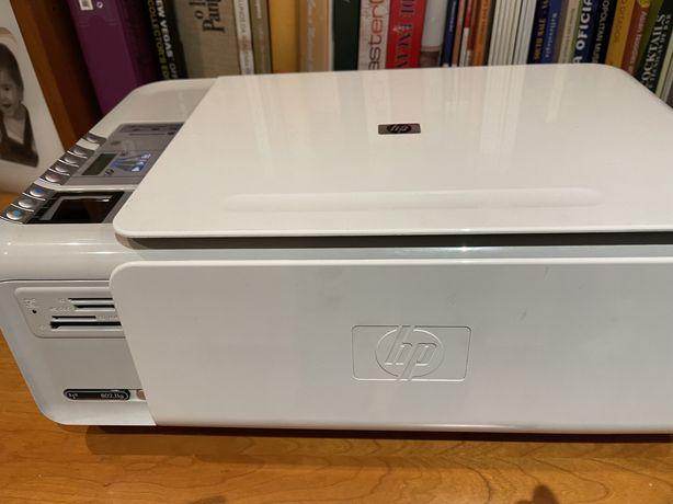 Impressora  Multifunções HP-C4380