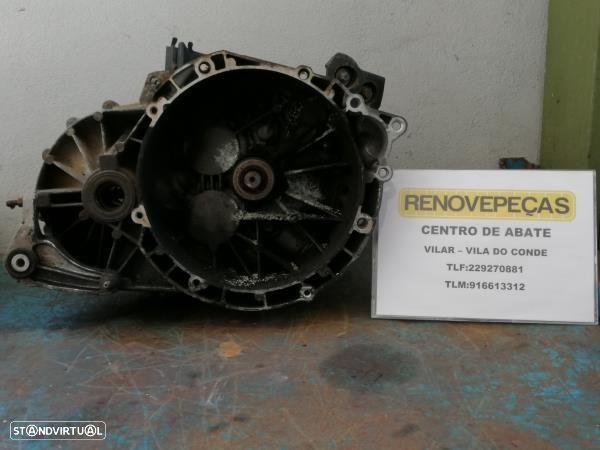 Caixa Velocidades Volvo V50 (545)