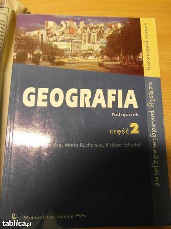 Geografia podręcznik do liceum, PWN, Kop, Kucharska, Szkurłat, część 2
