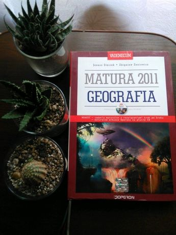 Repetytorium, Ćwiczenia, Gografia, Matura 2011